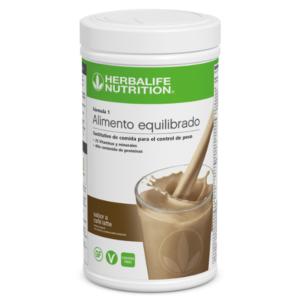 Batido herbalife formula 1 Café Latte